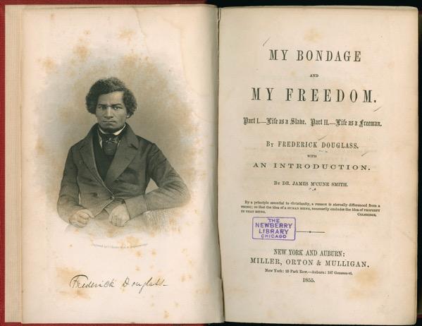Douglass My bondage title