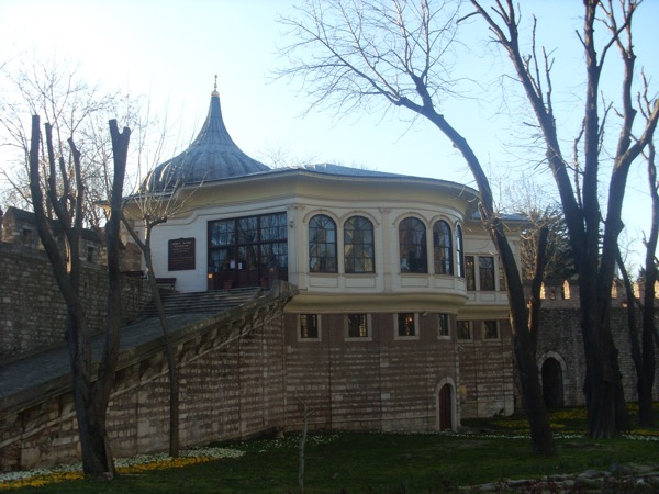 İstanbul Alay Köşkü Mart 2013