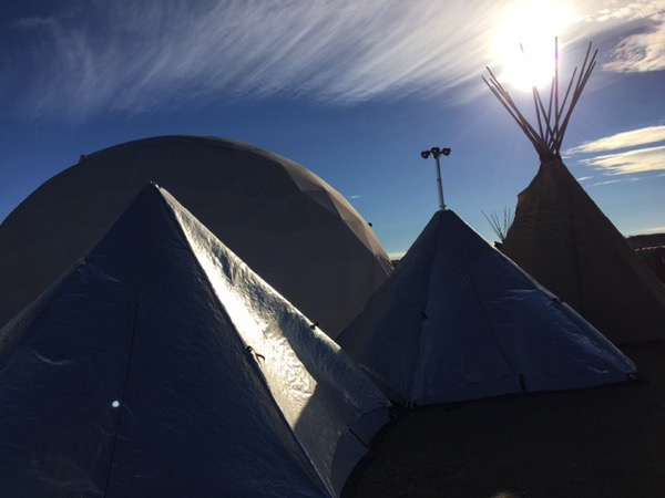 Camp structures