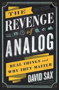 Cover revenge of analog