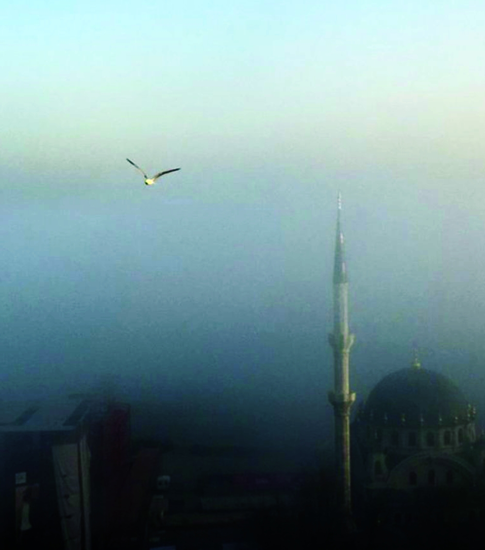 Figure 14 fog in istanbul 2