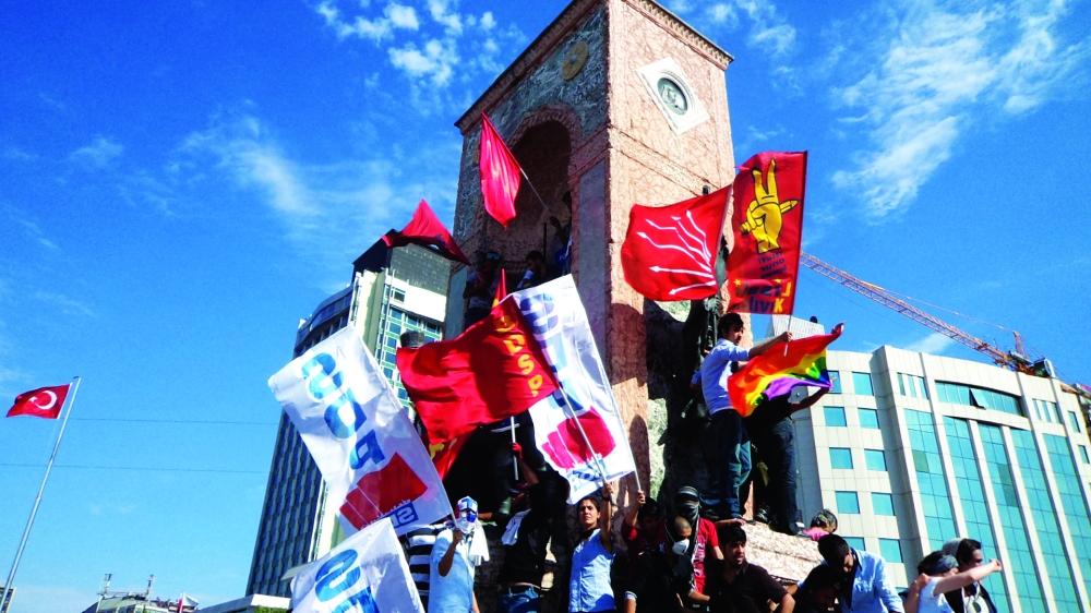 Gezi protest