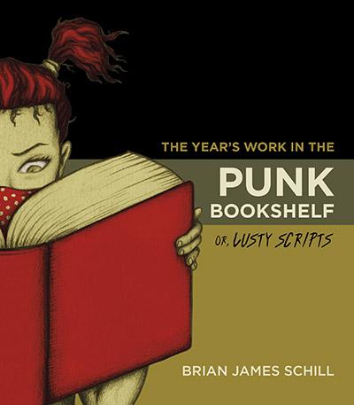 Punk Bookshelf