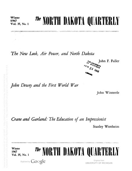 NDQ 35 Cover