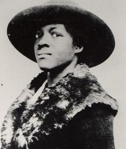 Mabel Hampton