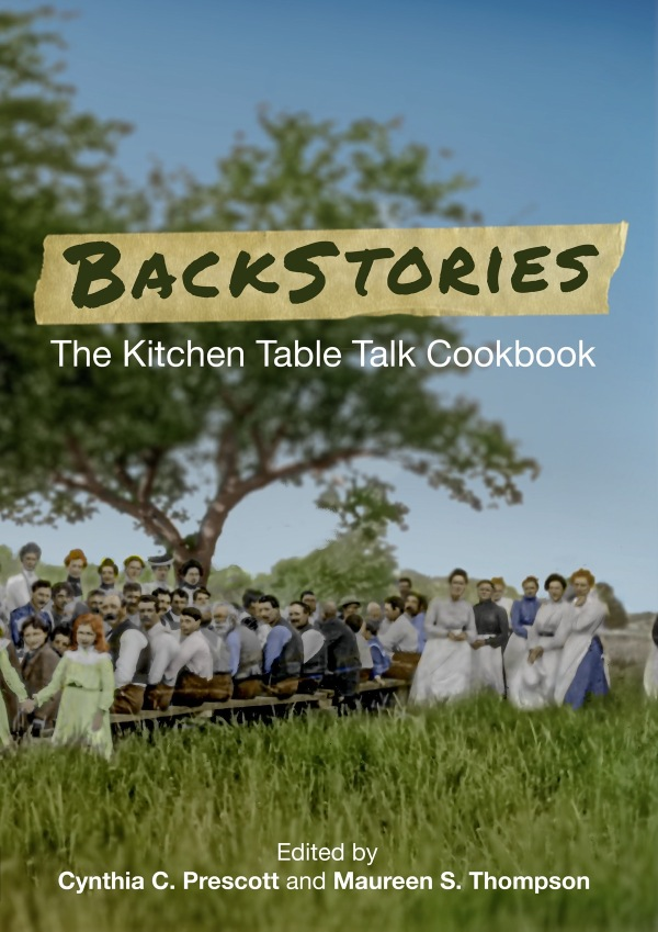 Backstories Cover